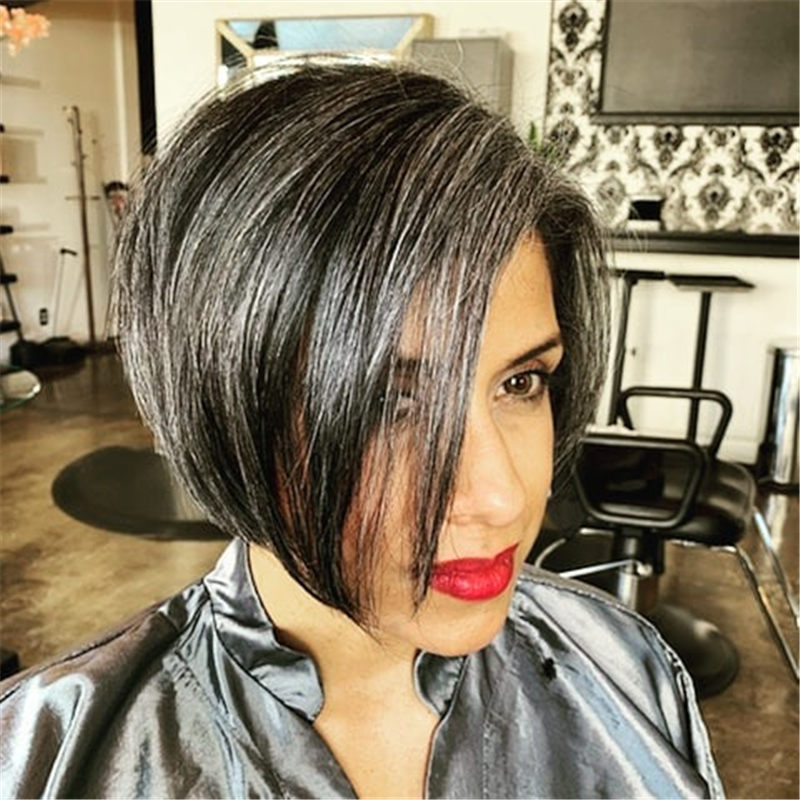 Best Chin Length Hairstyles You Cant Miss 2020 39