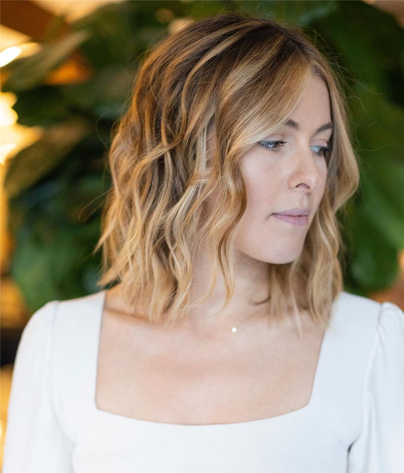 Best Chin Length Hairstyles You Cant Miss 2020 54