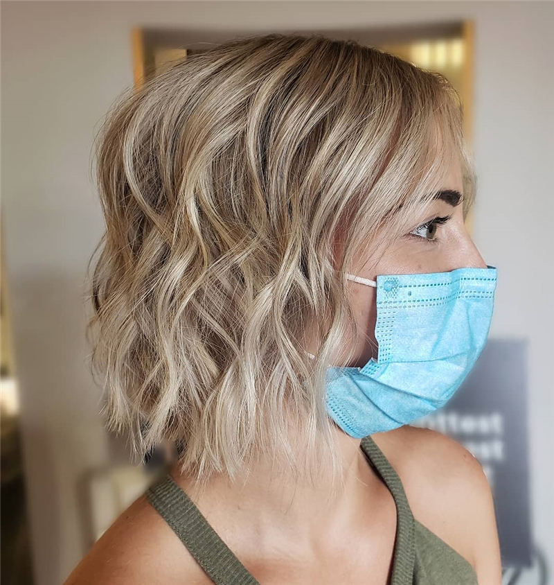 Best Short Blonde Hair Ideas to Look Gorgeous 01