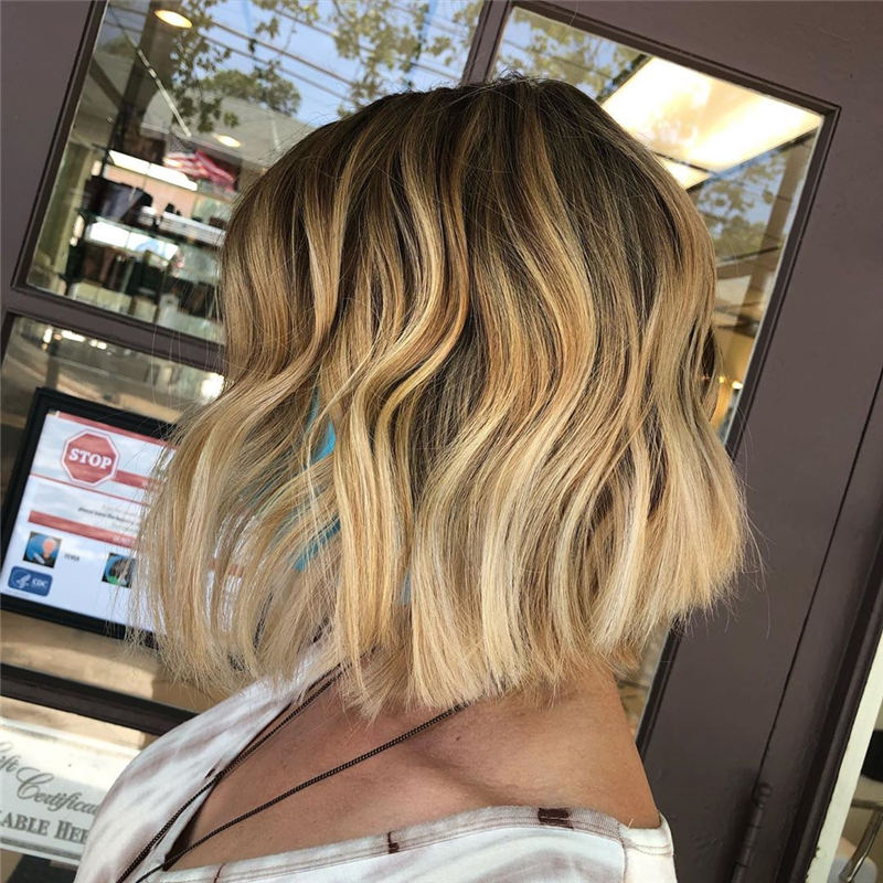 Best Short Blonde Hair Ideas to Look Gorgeous 04