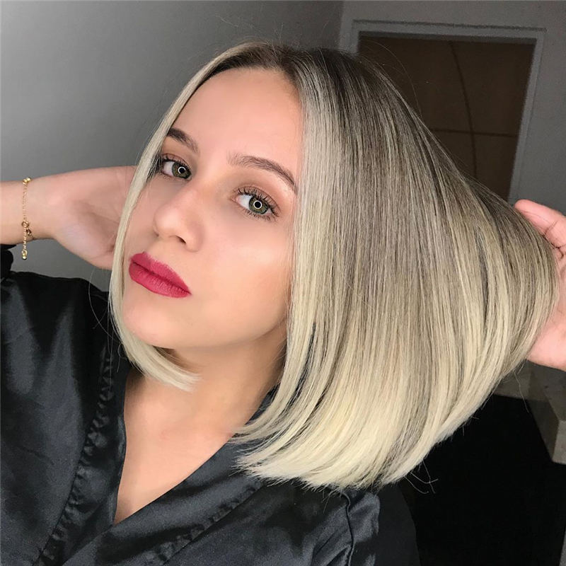 Best Short Blonde Hair Ideas to Look Gorgeous 31
