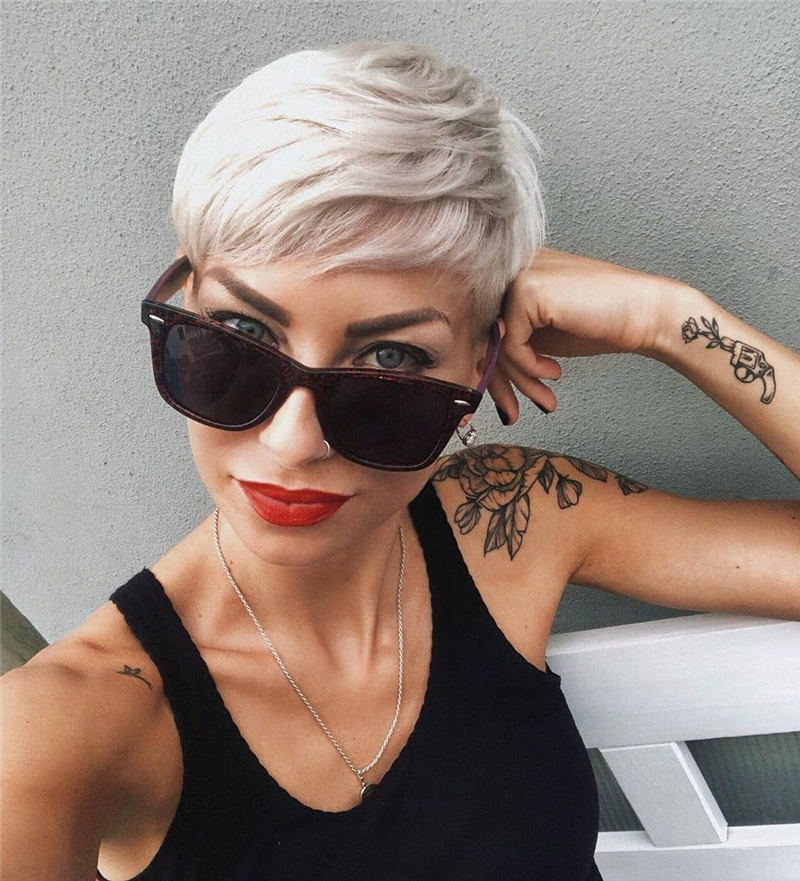Insanely Pretty Pixie Haircuts That You Must Try 19