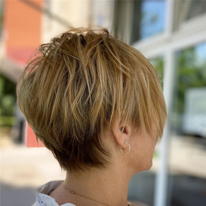 Insanely Pretty Pixie Haircuts That You Must Try 25