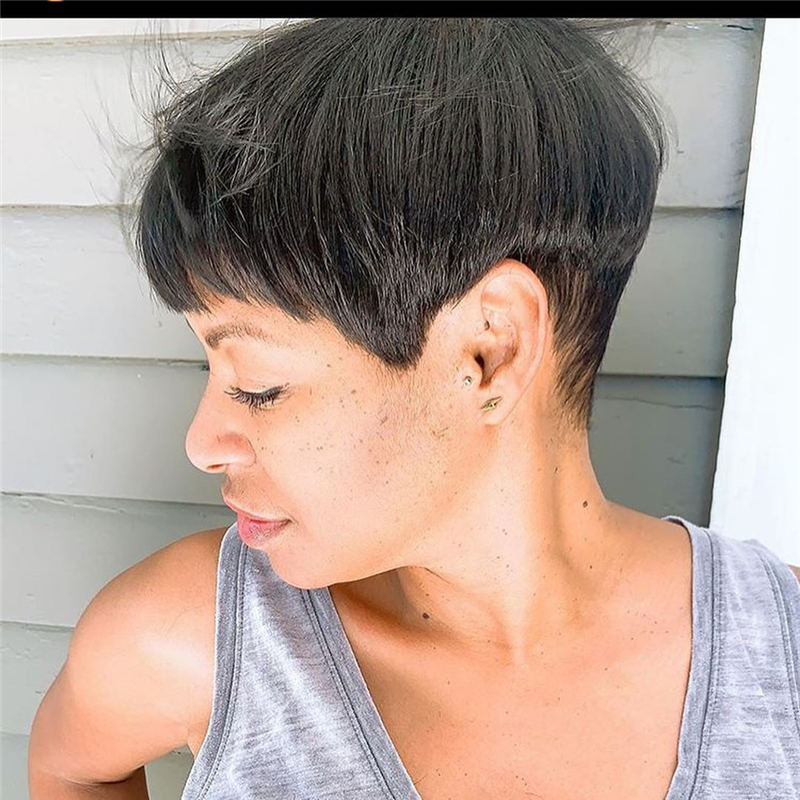 Newest Hair Cuts for Ladies 2020 29