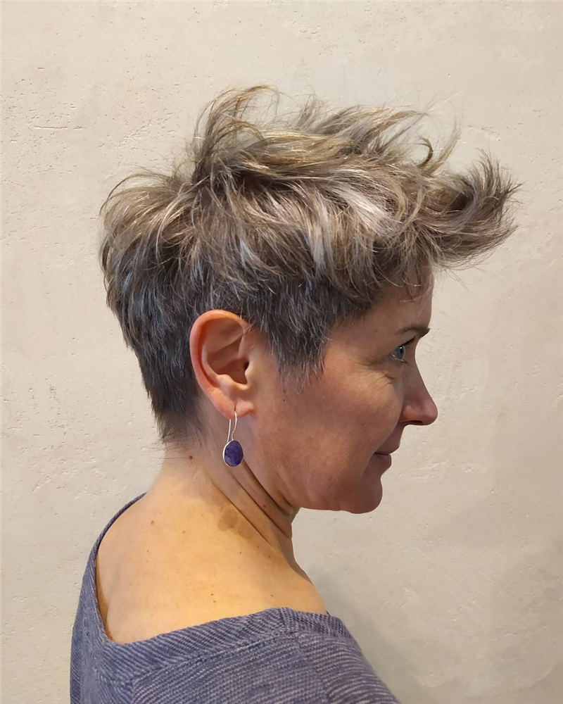 Newest Hair Cuts for Ladies 2020 33