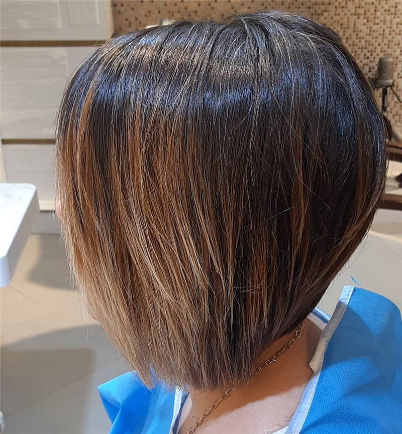 Newest Hair Cuts for Ladies 2020 43
