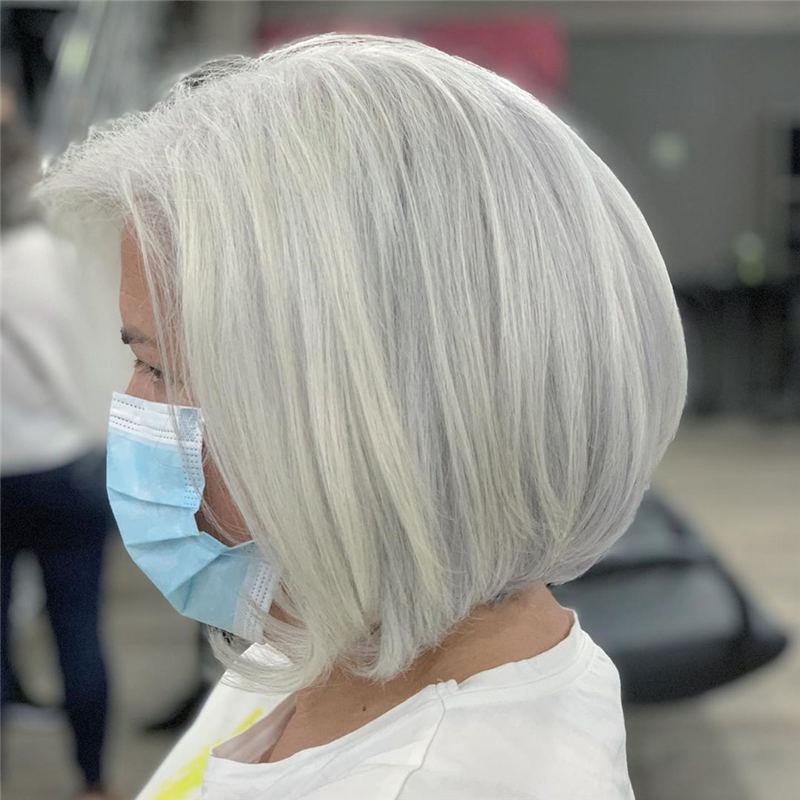 Newest Hair Cuts for Ladies 2020 45