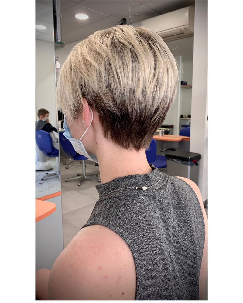 Newest Hair Cuts for Ladies 2020 46