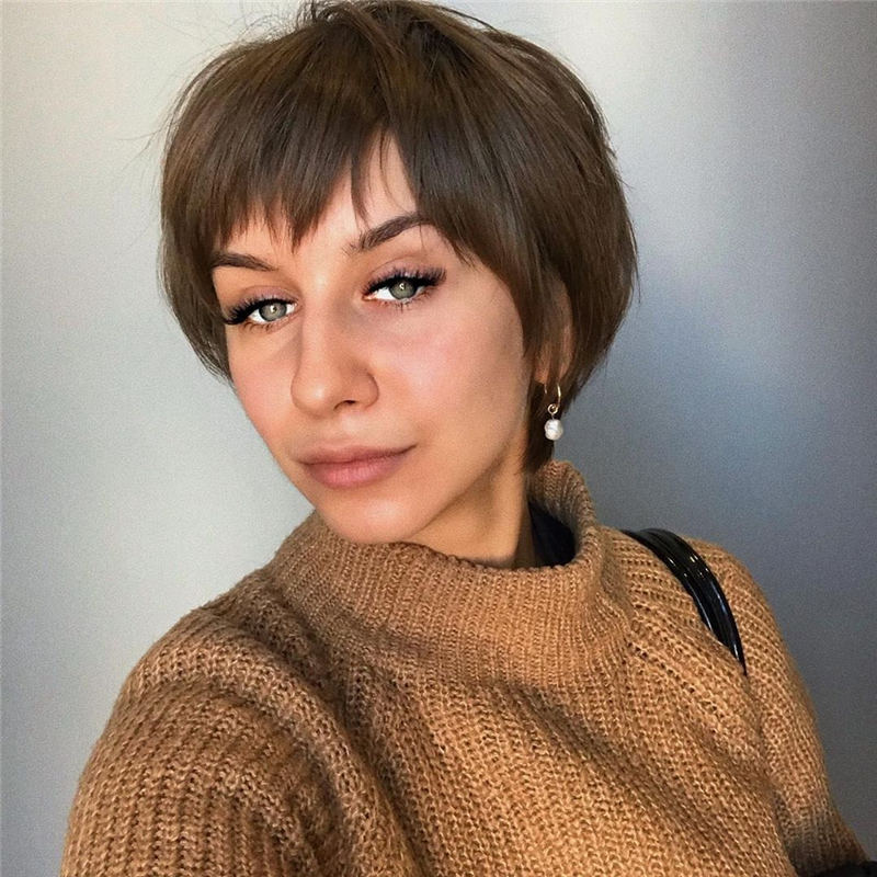 Newest Hair Cuts for Ladies 2020 47