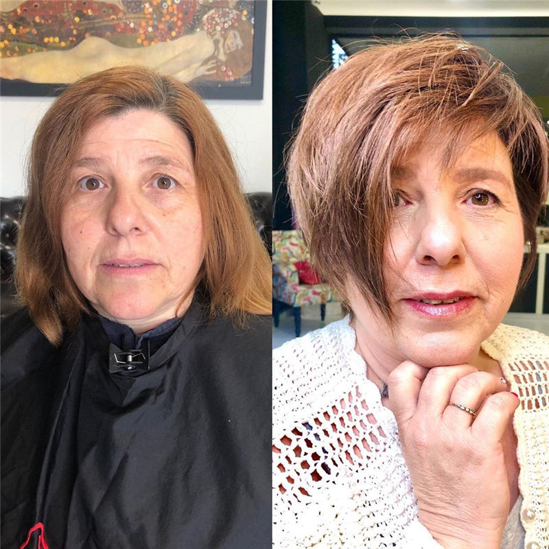 Newest Hair Cuts for Ladies 2020 50