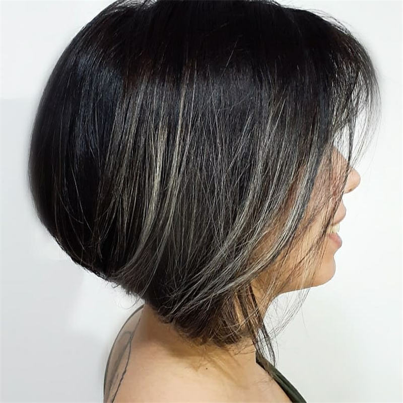 Best Short Bob Haircuts for 2020 01