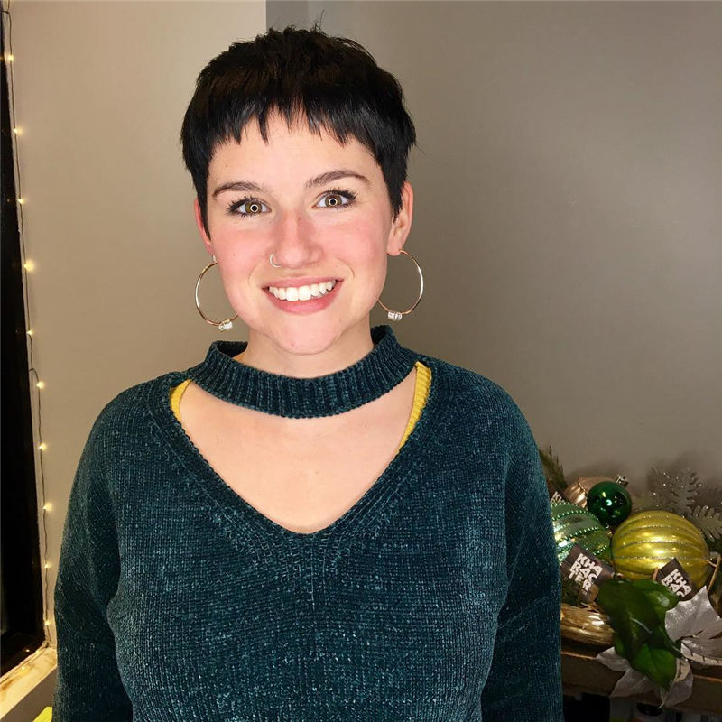 Choppy Pixie Cut To Boost Your Looks For 2020 07