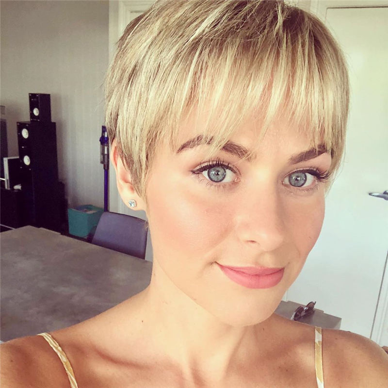 Choppy Pixie Cut To Boost Your Looks For 2020 13