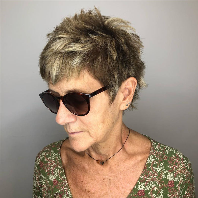 Choppy Pixie Cut To Boost Your Looks For 2020 19