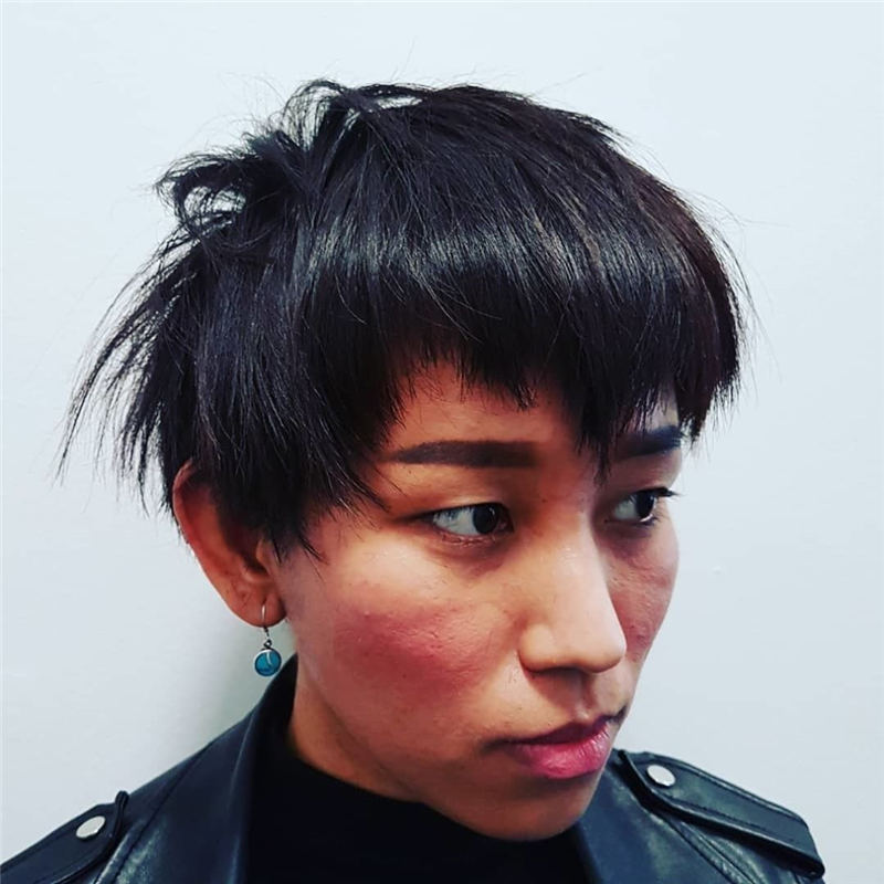 Choppy Pixie Cut To Boost Your Looks For 2020 28