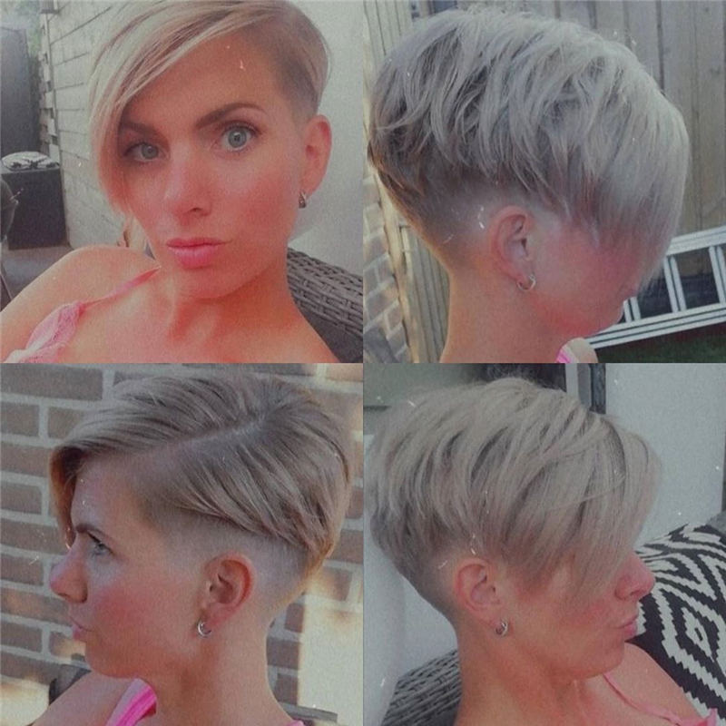 Cool Short Pixie Haircuts Front And Back View 06