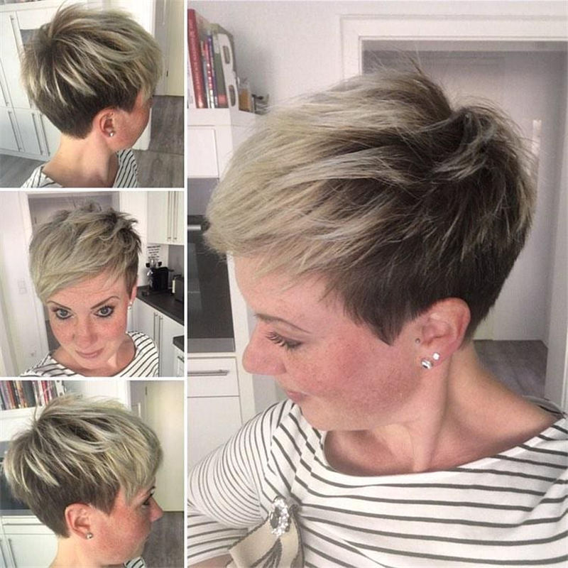 32 Cool Short Pixie Haircuts Front And Back View Page 15 Of 32 Lead Hairstyles