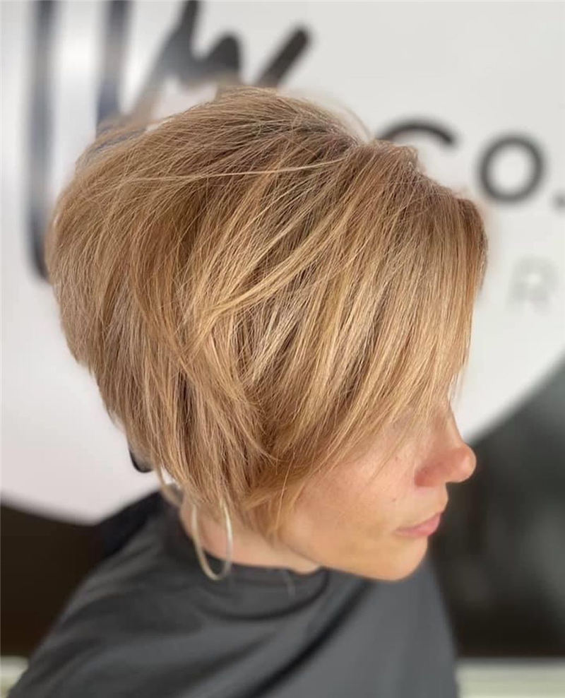 Hottest Textured Pixie Cut Hairstyles to Make You Stand Out 05