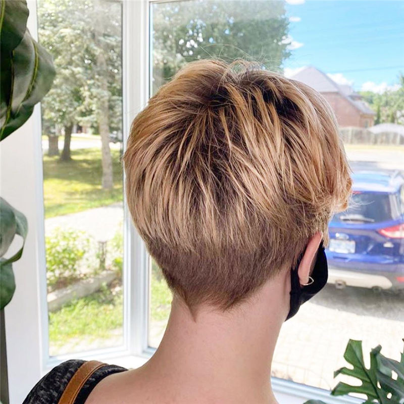 Hottest Textured Pixie Cut Hairstyles to Make You Stand Out 07