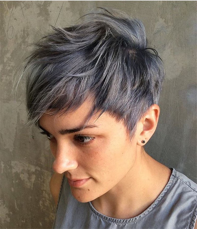Hottest Textured Pixie Cut Hairstyles to Make You Stand Out 19