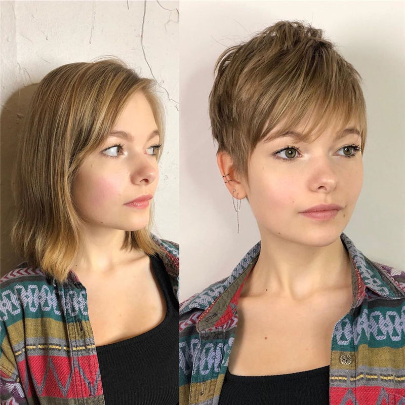 Hottest Textured Pixie Cut Hairstyles to Make You Stand Out 20