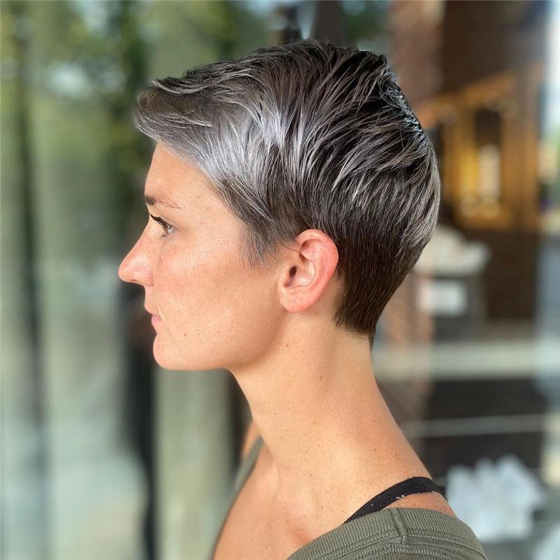 Hottest Textured Pixie Cut Hairstyles to Make You Stand Out 33