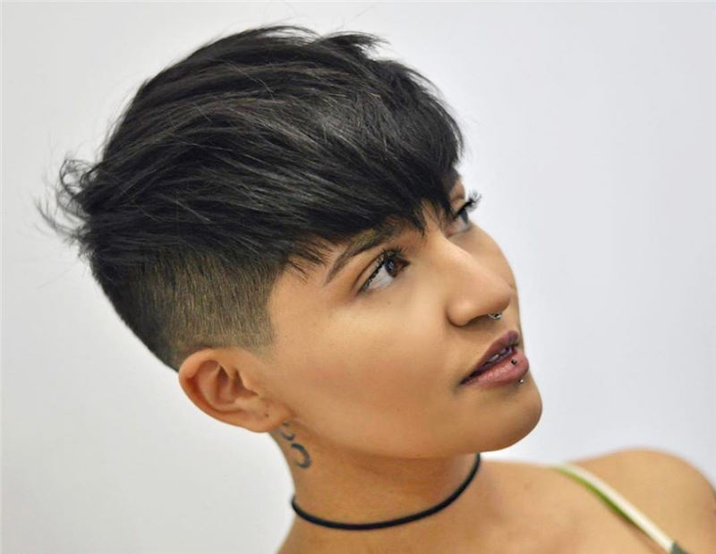 Hottest Textured Pixie Cut Hairstyles to Make You Stand Out 37