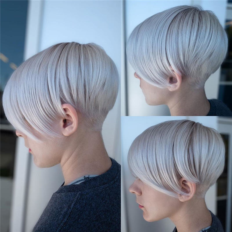 Pretty Short Pixie Haircuts Youll Want to Copy 23