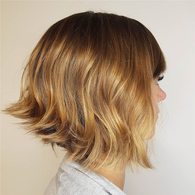 Short Hair Trends for Women 2020 55