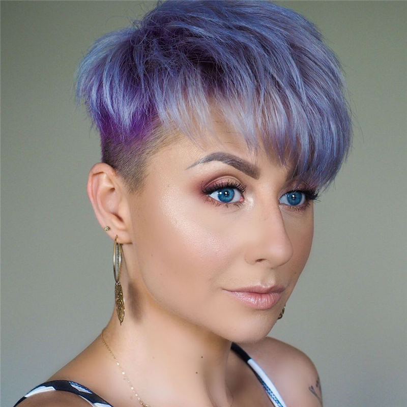 Stylish Short Hairstyles for Women You Cant Miss 03