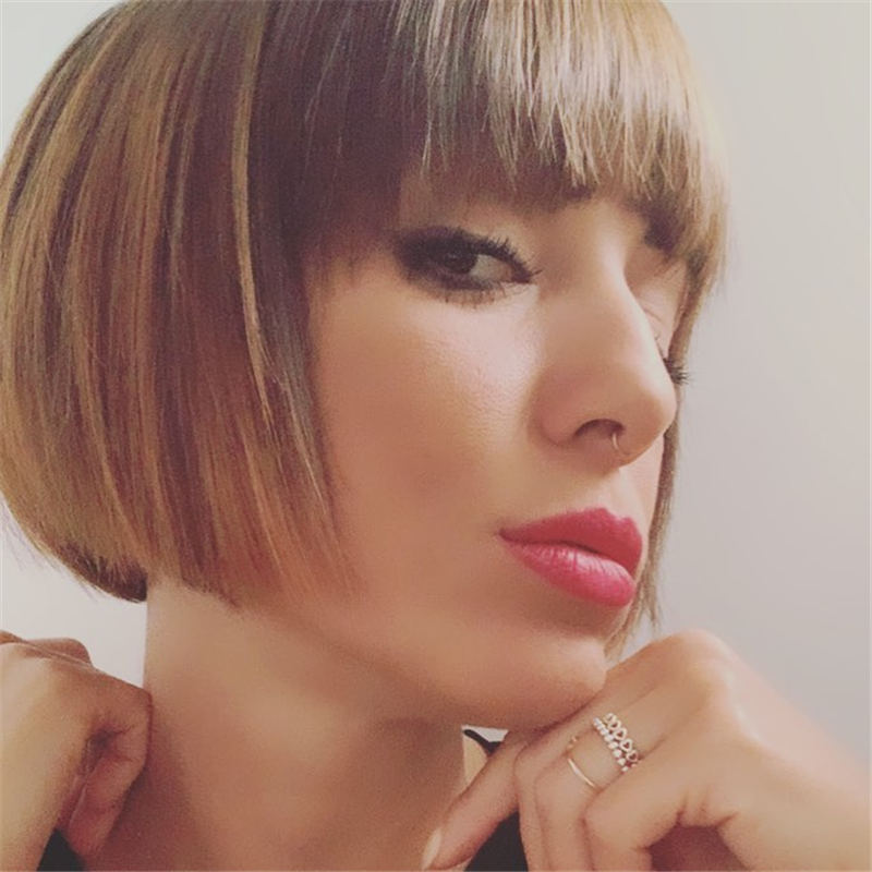 Stylish Short Hairstyles for Women You Cant Miss 04