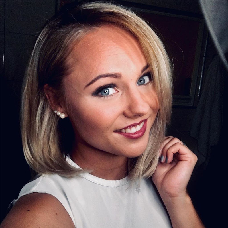Stylish Short Hairstyles for Women You Cant Miss 08