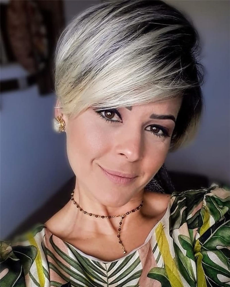 Stylish Short Hairstyles for Women You Cant Miss 12