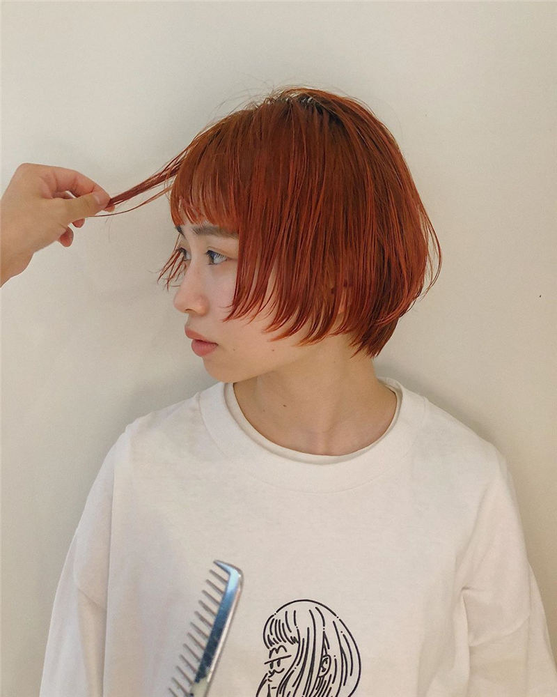 Stylish Short Hairstyles for Women You Cant Miss 13