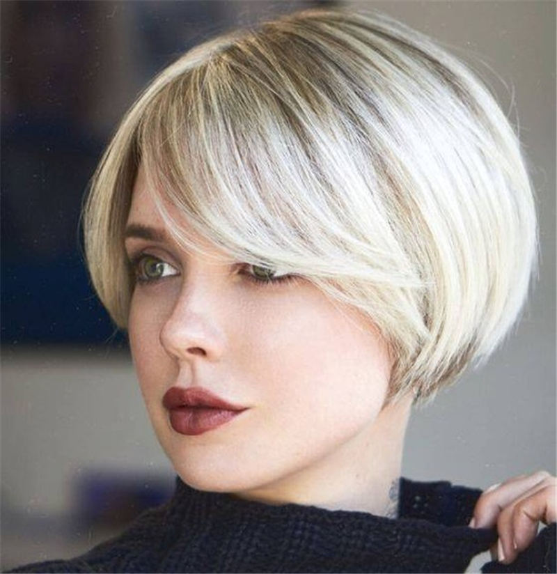 Stylish Short Hairstyles for Women You Cant Miss 24