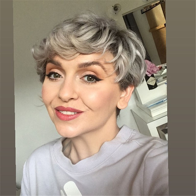 Stylish Short Hairstyles for Women You Cant Miss 25