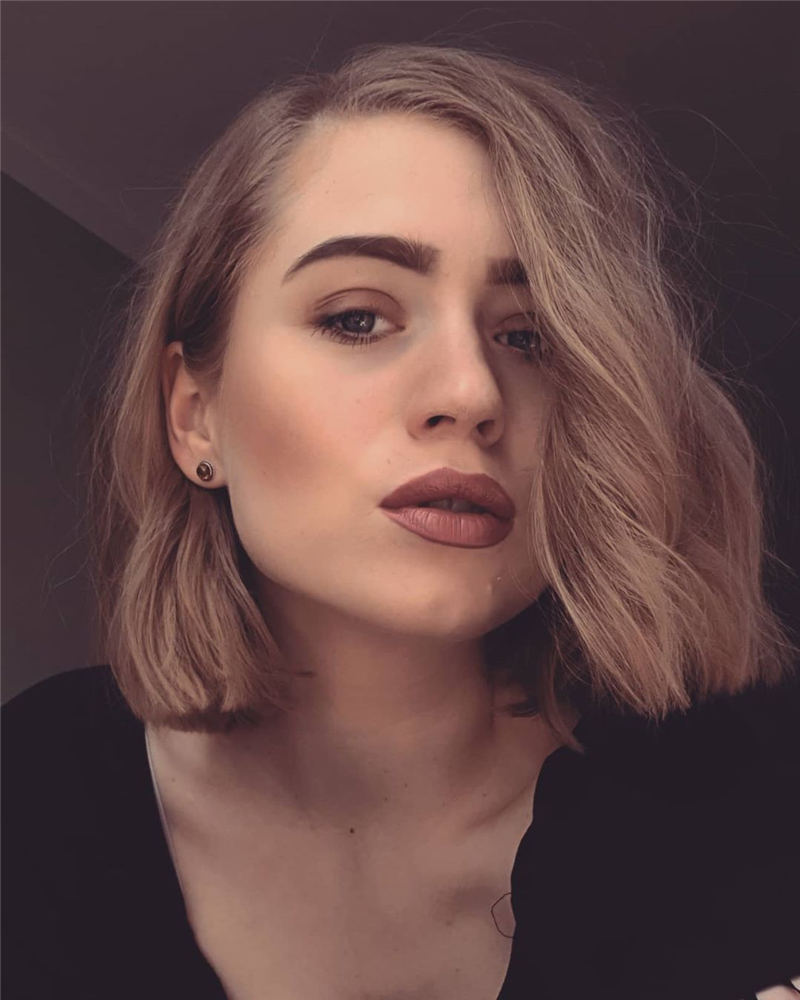 Stylish Short Hairstyles for Women You Cant Miss 32