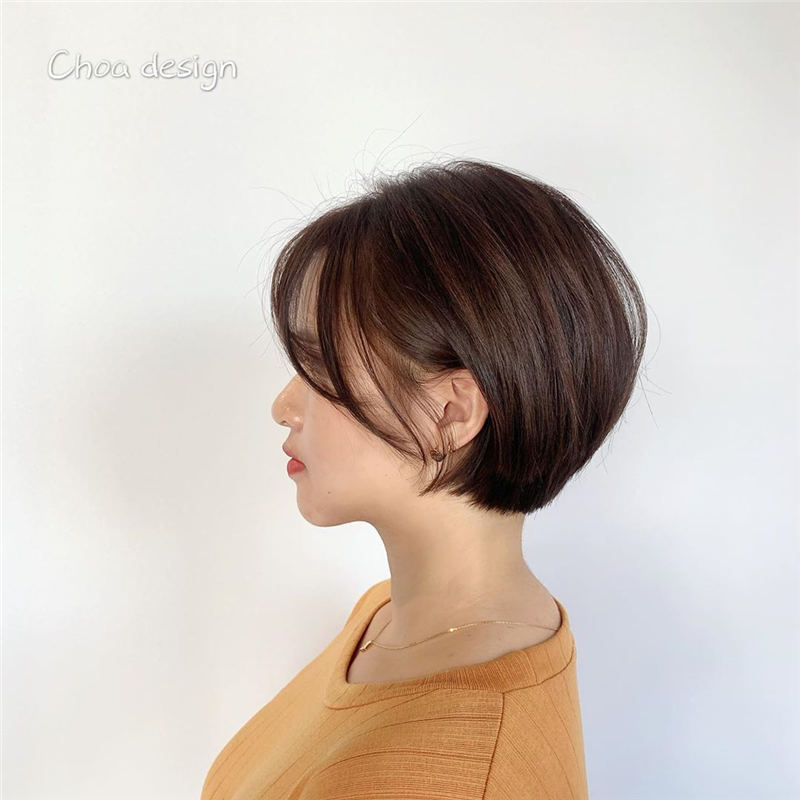 Stylish Short Hairstyles for Women You Cant Miss 38