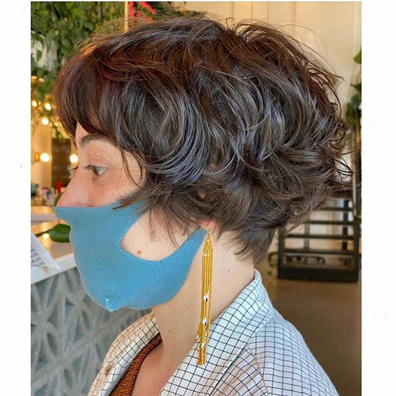 Trendy Cute Short Hairstyles for 2020 03