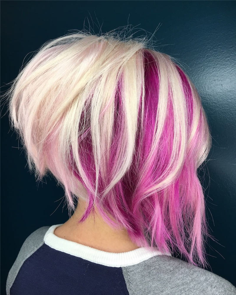 Trendy Cute Short Hairstyles for 2020 06