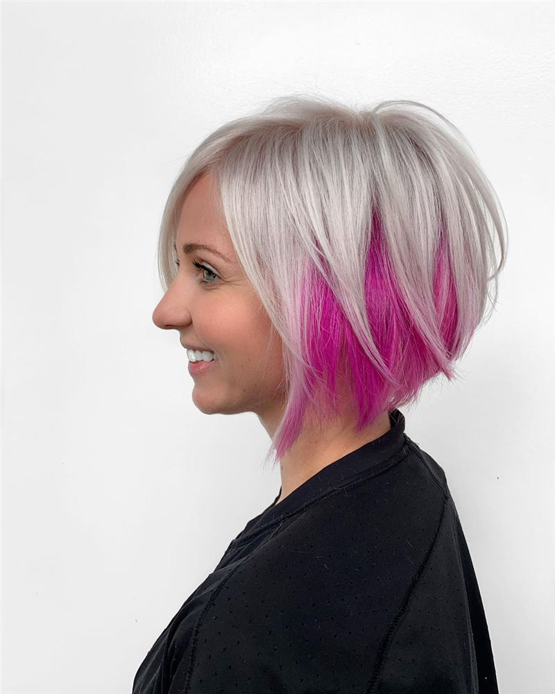 Trendy Cute Short Hairstyles for 2020 07