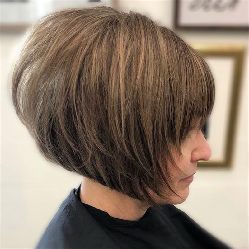 Trendy Cute Short Hairstyles for 2020 09
