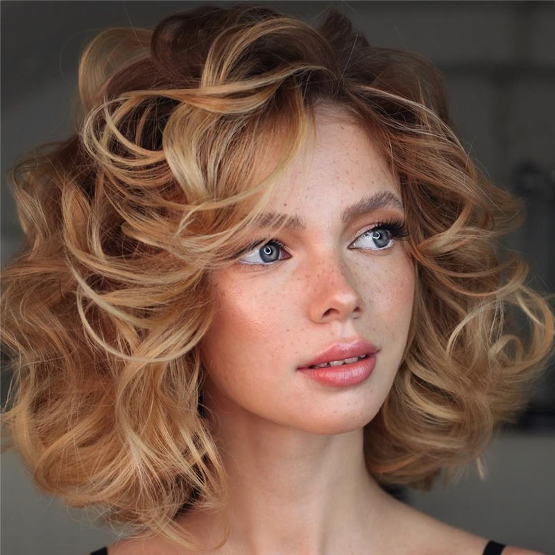 Trendy Cute Short Hairstyles for 2020 13