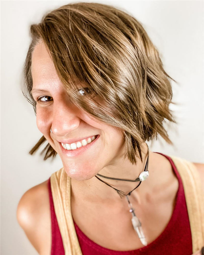 Trendy Cute Short Hairstyles for 2020 14