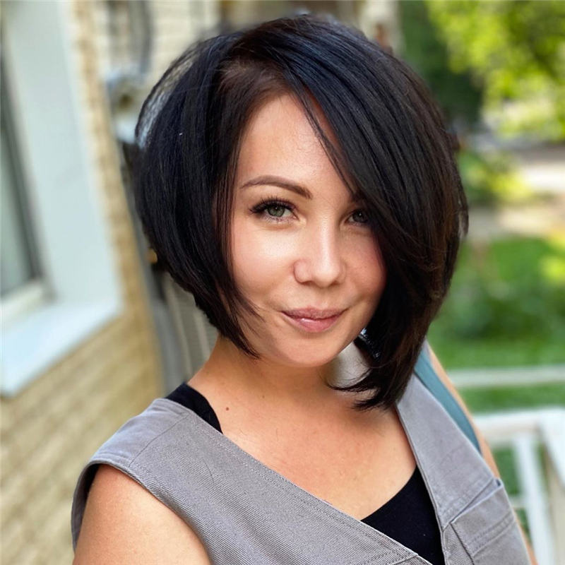 Trendy Cute Short Hairstyles for 2020 17
