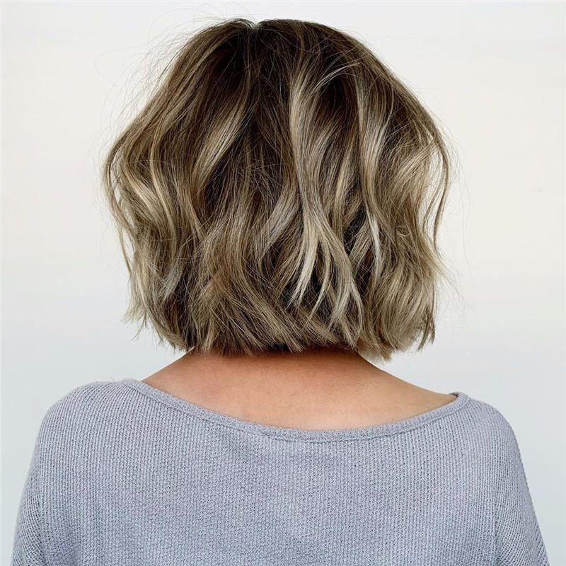 Trendy Cute Short Hairstyles for 2020 18