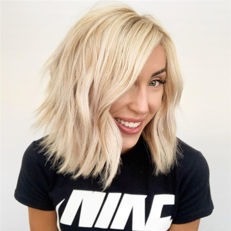 Trendy Cute Short Hairstyles for 2020 19