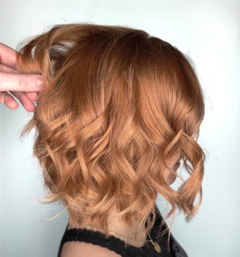 Trendy Cute Short Hairstyles for 2020 23