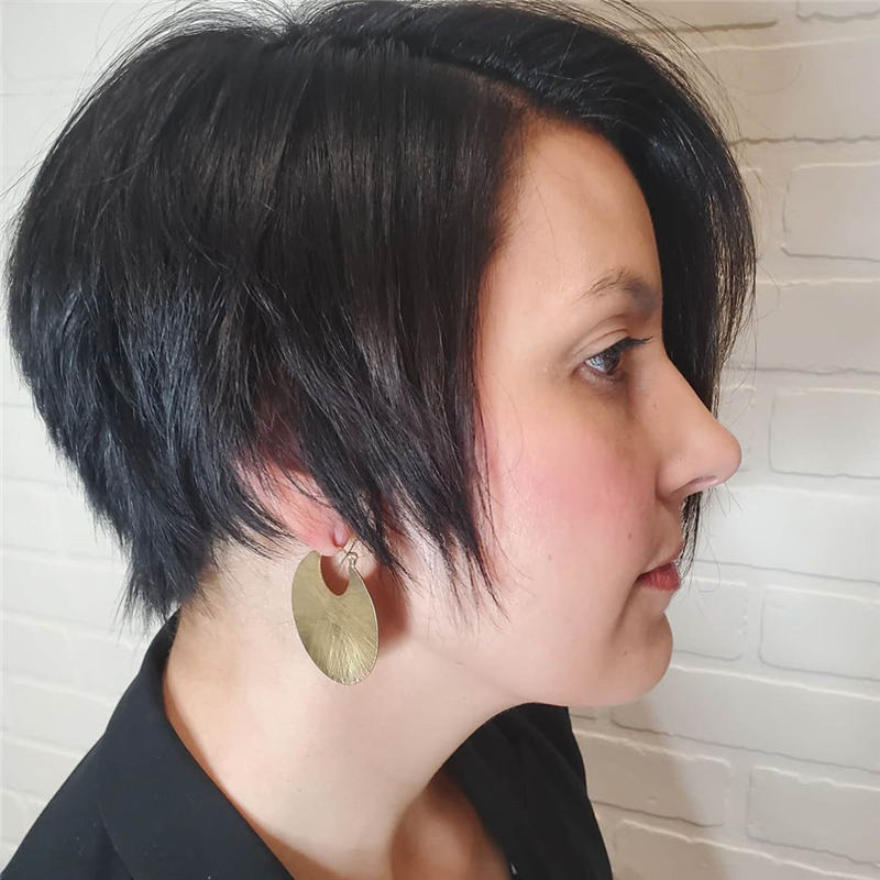 Trendy Cute Short Hairstyles for 2020 26