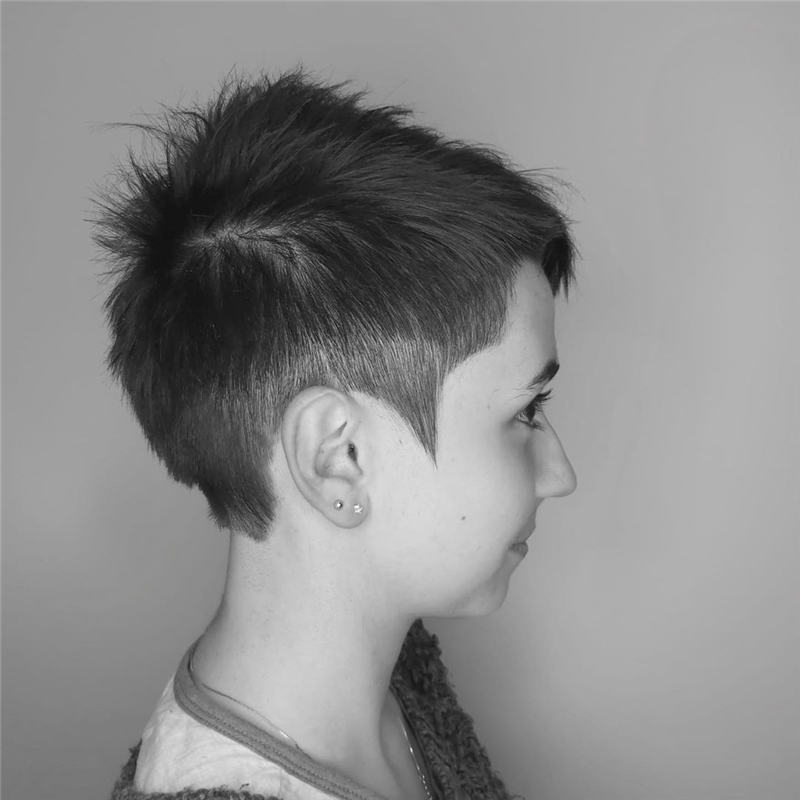 Trendy Cute Short Hairstyles for 2020 31